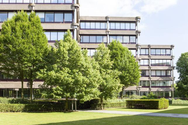 Kantoren te huur langs de Tervurenlaan in Brussel